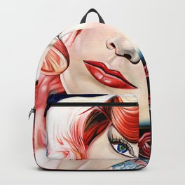 Tori Amos Painting Backpack