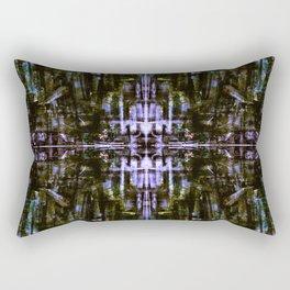 The Grunge Edit Mirrored Rectangular Pillow