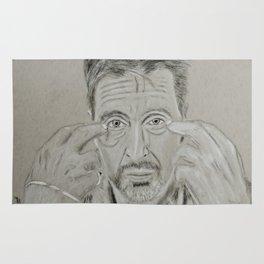 Al Pacino Rug