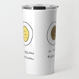 The Rules of the Toilet Travel Mug