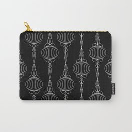 Art Deco 52 . Christmas decorations . Carry-All Pouch