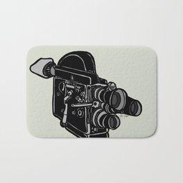 16mm Camera Bath Mat