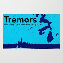 Tremors - This Valley is Just One Long Smorgasbord Rug