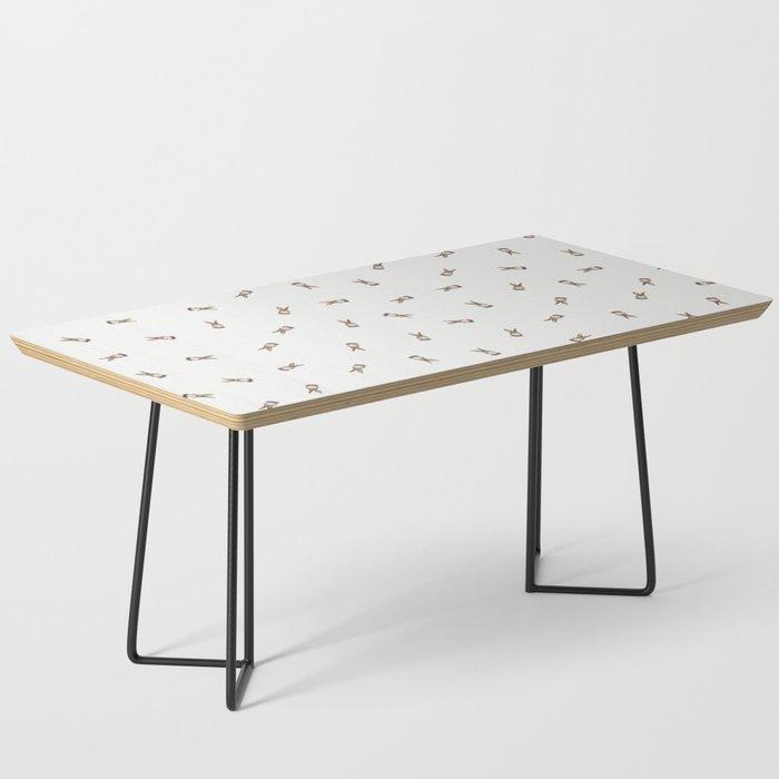 Bubble Gum Bunny Coffee Table