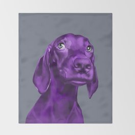 THE DOGS: GUY 5 Throw Blanket