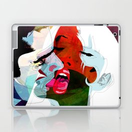 Kiss Laptop & iPad Skin