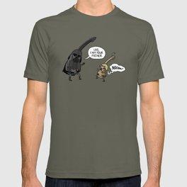 Uke, I am your father. T-shirt