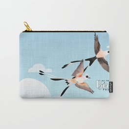 Scissor tailed flycatcher Carry-All Pouch