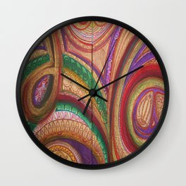 Endear Wall Clock