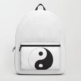 YIN YANG Abstract Art Backpack