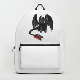 Toothless Dragon Backpack