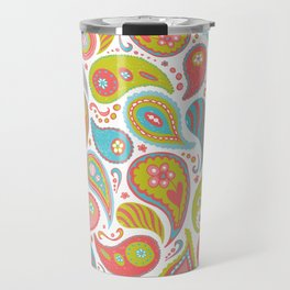 Power Paisley Travel Mug