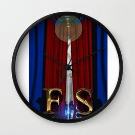 B.B.R Wall Clock