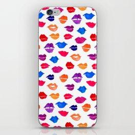 Lip Service iPhone Skin