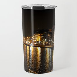 Reflections of Night Travel Mug