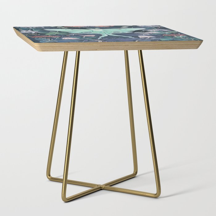 Luna Moth Side Table