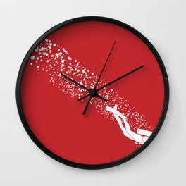 Scuba Diving Wall Clock