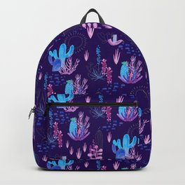 Neon Cacti Backpack