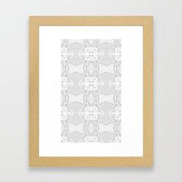 Hikaru Framed Art Print