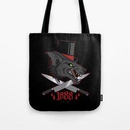 Whitechapel Wolf Tote Bag