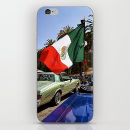 Cinco de Mayo at the Park iPhone Skin