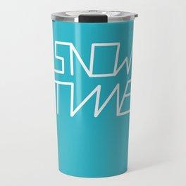 Snowtime Travel Mug