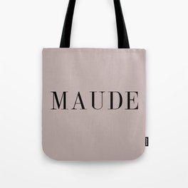 Maude Tote Bag