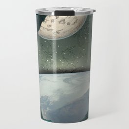 Space Spelunking Travel Mug