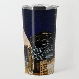 The Chicago Bean #4 Travel Mug
