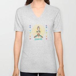 Yoga Studio Unisex V-Neck