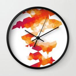 Sectors Wall Clock