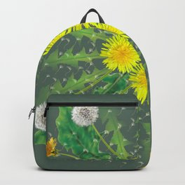 Dandelion Cycle Backpack