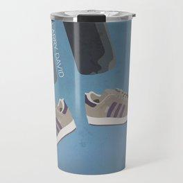 Whatever Works, Woody Allen, Larry David, humor, fun, tv series Movie, poster, alternative, minimal Travel Mug