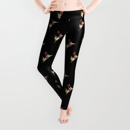 The Jackalope and the Snake Leggings