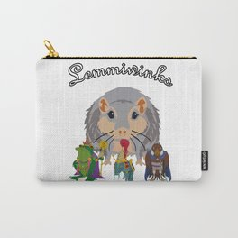 Lemmiwinks Carry-All Pouch