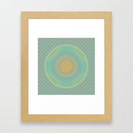 Ondasolar Framed Art Print