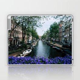 Charming Amsterdam Laptop & iPad Skin