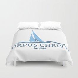 Corpus Christi. Duvet Cover