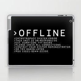 OFFLINE Laptop & iPad Skin