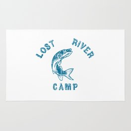PIRANHA - Lost River Camp Rug