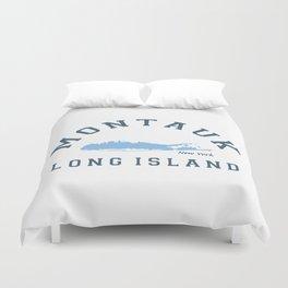 Montauk -Long Island. Duvet Cover