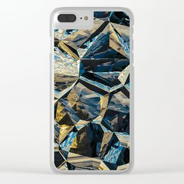 Distortions & Reflections Clear iPhone Case
