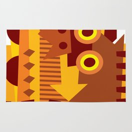 Chocolate City Rug