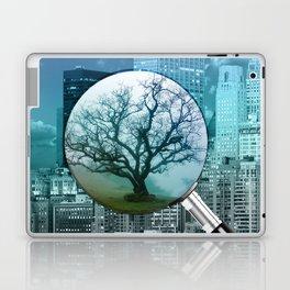 The heart of the city Laptop & iPad Skin