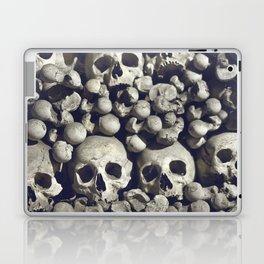 Bored to death Laptop & iPad Skin