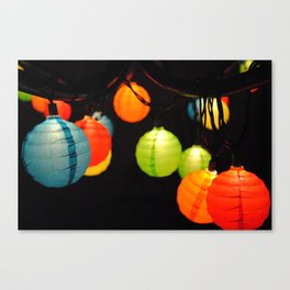 Candescence II Canvas Print