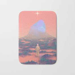 Lost Astronaut Series #02 - Giant Crystal Bath Mat