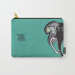 Elephant, redesigned Carry-All Pouch