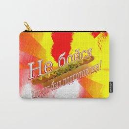 Level 30 Hotdog Talisman Carry-All Pouch