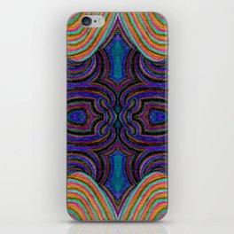 SwankyDoodleSandy Colorblind Repeat iPhone Skin